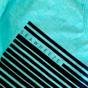 Rare🍋 Exclusive Lululemon 2016 Seawheeze T shirt